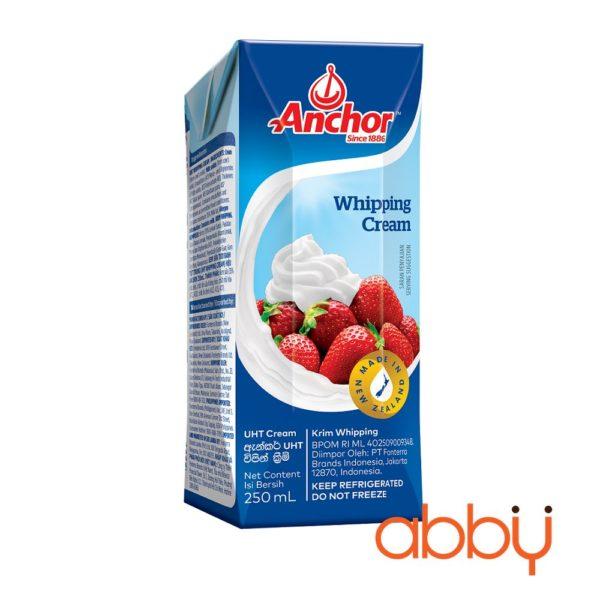 Kem Whipping Anchor 250ml