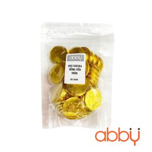 Kẹo socola đồng tiền tròn 165g