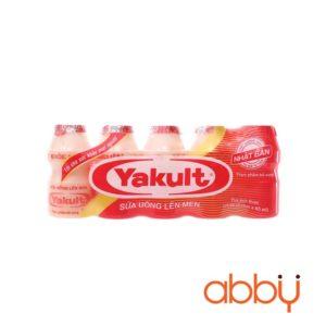 Sữa chua uống Yakult 65ml (lốc 5 chai)