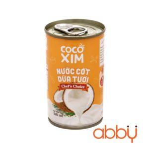 Nước cốt dừa Cocoxim 160ml vàng