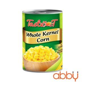 Ngô ngọt (bắp hạt) đóng hộp Taste-T 420g