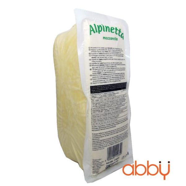 Phomai mozzarella Alpinetta Đức 1,5kg
