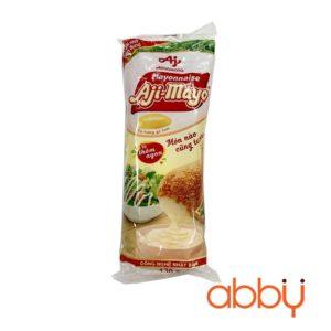 Sốt mayonnaise Ajinomoto chua béo chai 130g